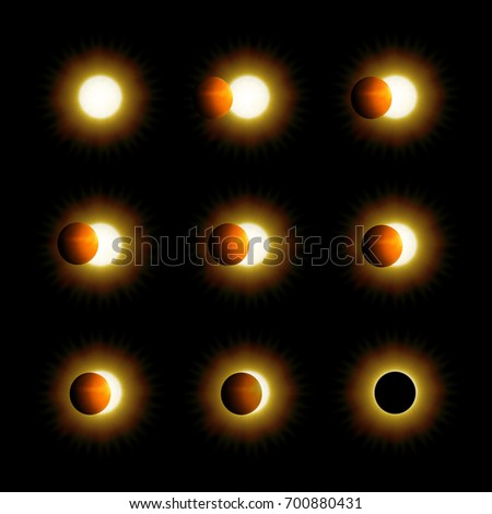 different phases of solar and