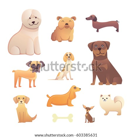 stock-vector-different-type-of-cartoon-dogs-happy-dog-set-vector-illustration