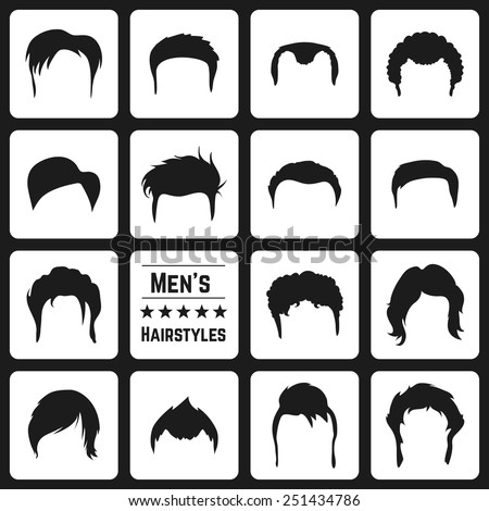 different types of mens