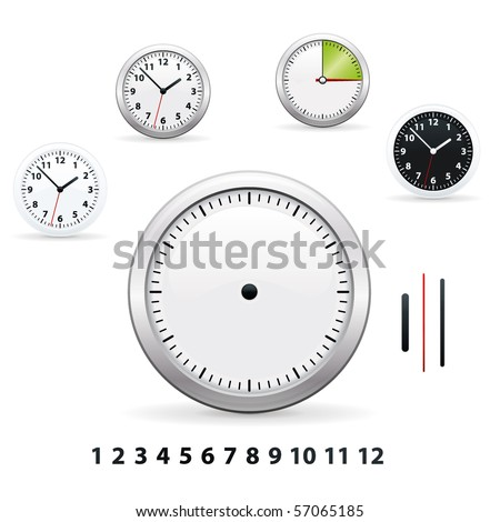 Different types of vector clocks