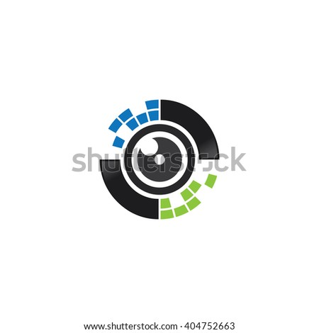 digi sight logo template