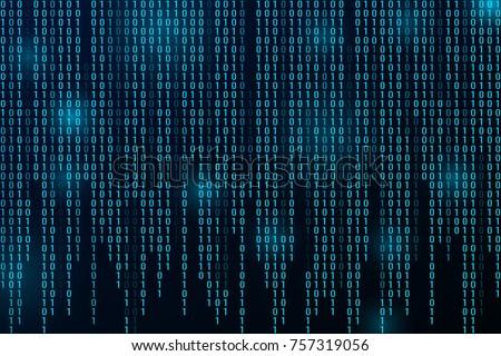 digital binary data and