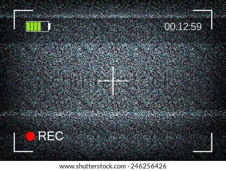 digital camera viewfinder