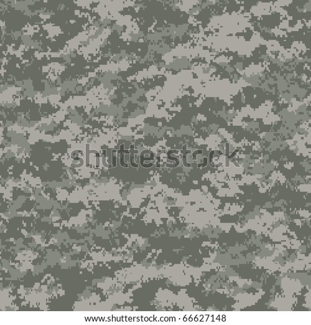 digital camouflage seamless patterns (universal palette)