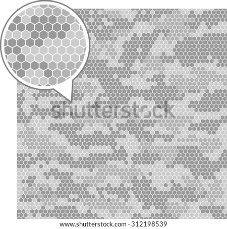 digital camouflage seamless