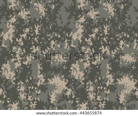 digital fashionable camouflage