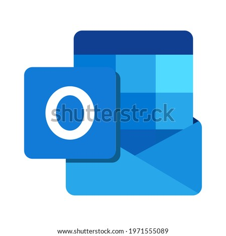 Digital file format. Creative modification icon with initial name. Vector illustration