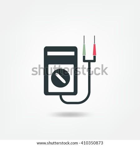 Digital Multimeter Electrical Measuring Instrument Voltage