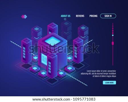 digital smart city concept  big