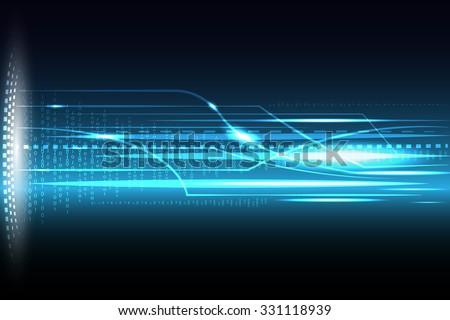 digital technology cyber tech