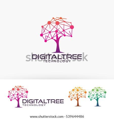 digital tree  technology