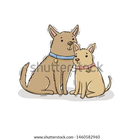 digital vector illustration of