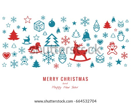 Christmas Graphics Vector.Christmas Background With Balloons Download Free Vectors