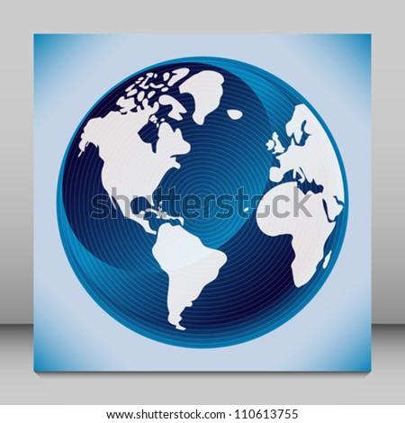 World map logo design more information world map logo design gumiabroncs Images