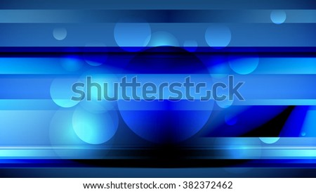 Digitally generated abstract blue tech background, vector EPS 10