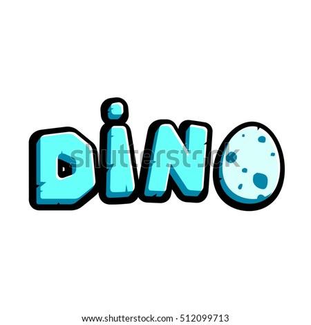 dino blue logo