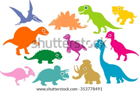 dinosaur and prehistoric