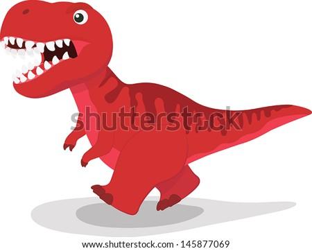 Dinosaur tyrannosaurus
