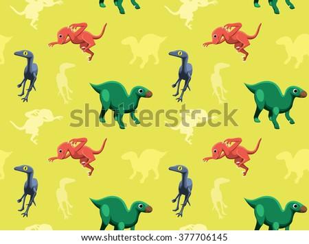 dinosaurs wallpaper vector