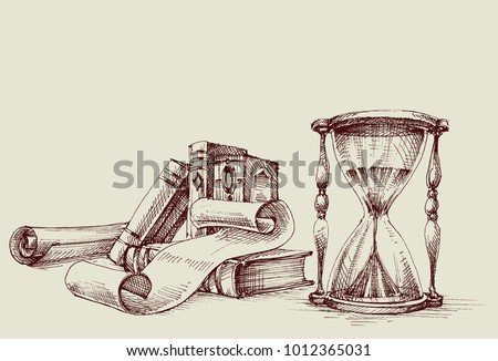 diploma or certificate vintage