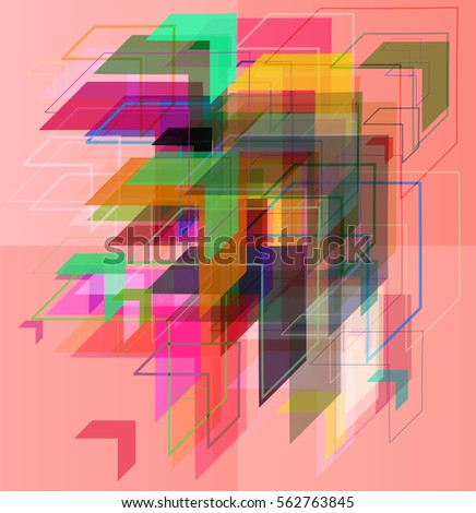 direction design background