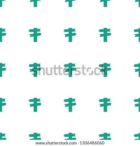 direction icon pattern seamless white background. Editable filled direction icon. direction icon pattern for web and mobile.