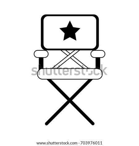 director chair icon image