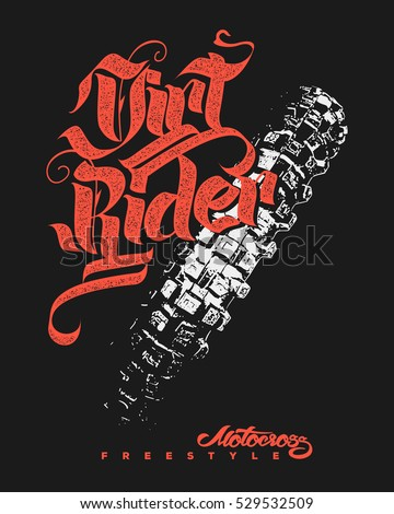 dirt rider motocross freestyle