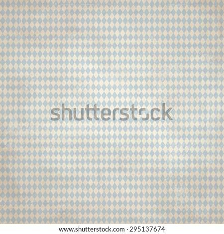 dirty blue checkered