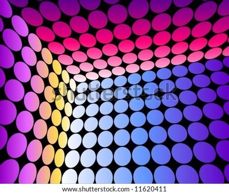 disco wallpaper. Disco background (vector)
