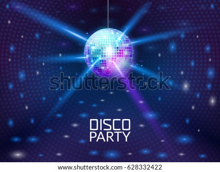 disco party background music