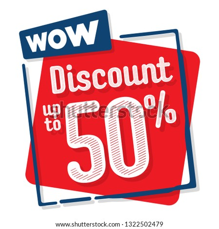 DISCOUNT UP TO 50%