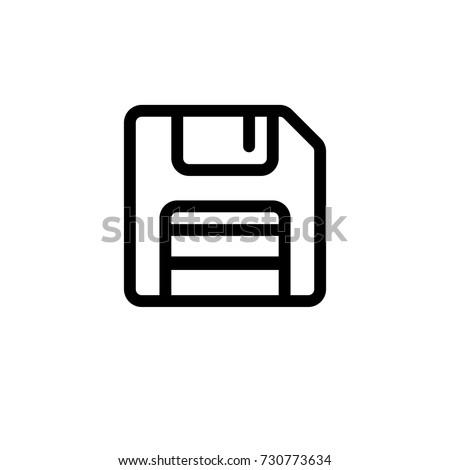 diskette icon, vector illustration. Flat design style. vector diskette icon illustration isolated on White background, diskette icon Eps10. diskette icons graphic design vector symbols
