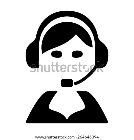 Dispatcher Clip Art - Royalty Free - GoGraph