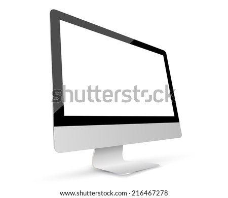 display monitor perspective