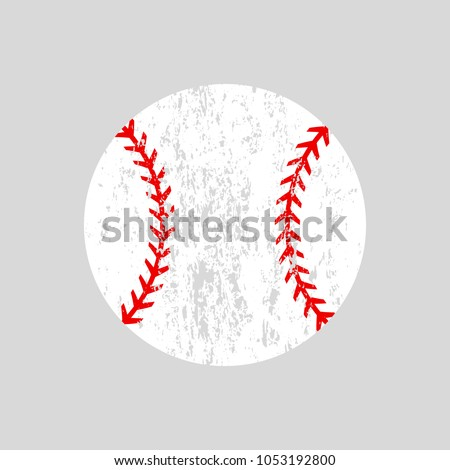 stock-vector-distressed-baseball-ball-softball-vector-silhouette-vector-icon-isolated