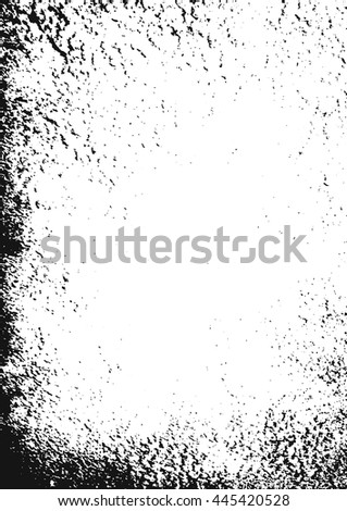Distressed cracked stone overlay texture in grunge style.  #445420528