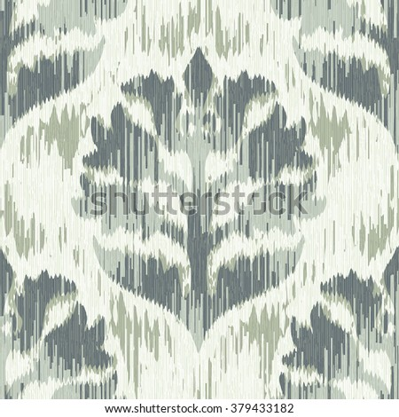 distressed medieval damask