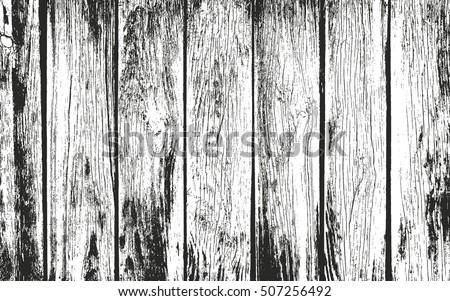 distressed overlay wooden bark