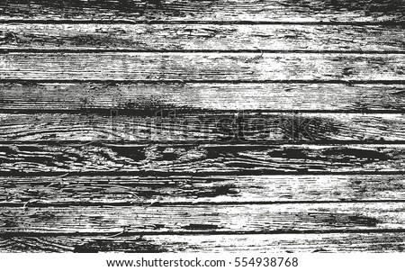 distressed overlay wooden