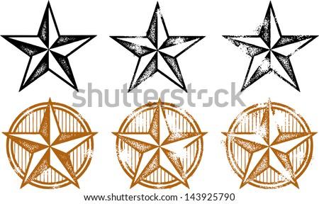Western Design Elements Western Stars Design