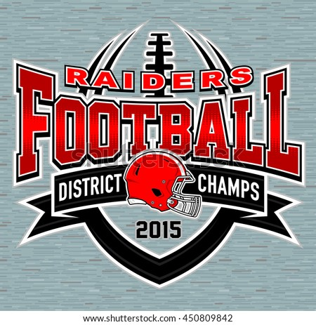 district champs football t