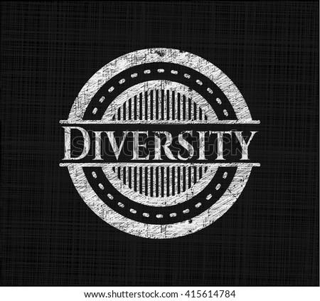 Diversity on blackboard