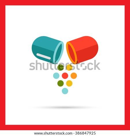 divided capsule
