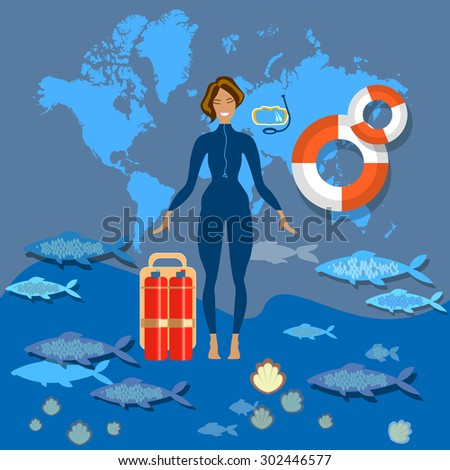 diving tourism world diving
