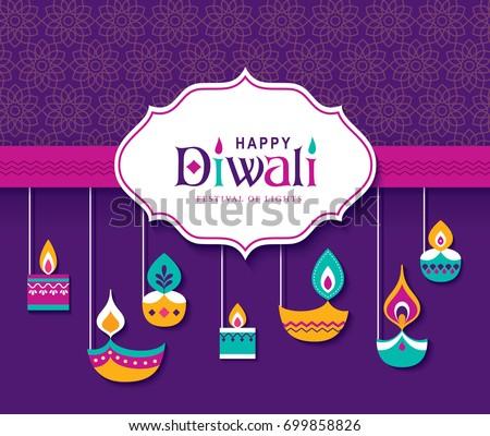 diwali hindu festival greeting