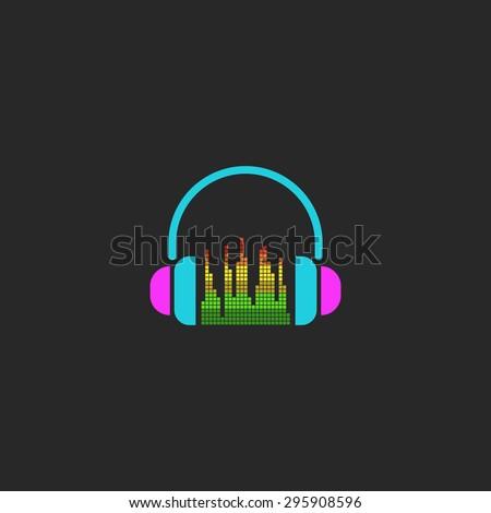 dj headphones and equalizer