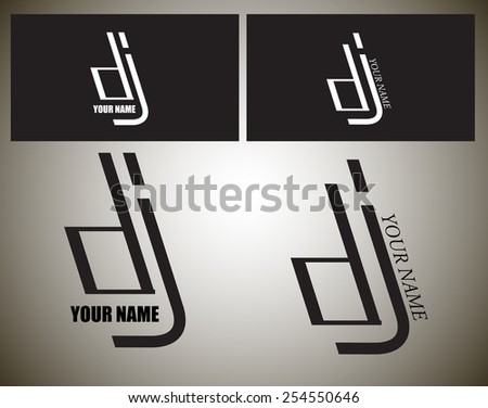 Dj Logo Free Vector Art - (119 Free Downloads)