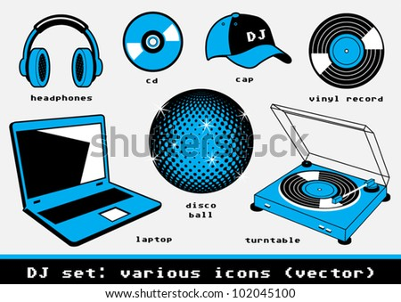 DJ Set: Various Icons