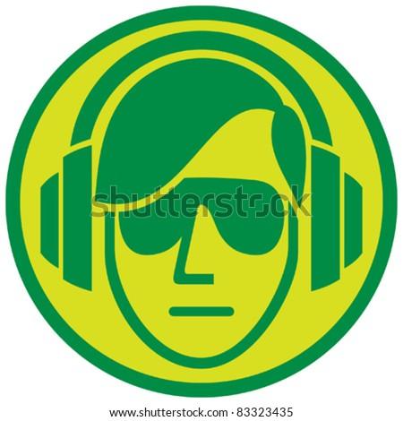 dj sign (music sign)